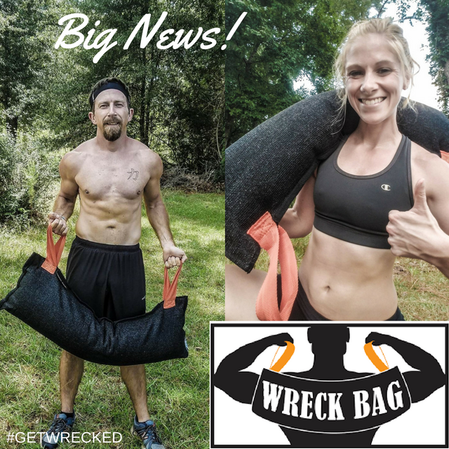 Workout Approved: Wreck Bag