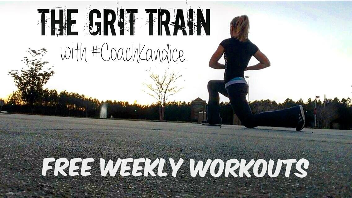 The Grit Train – Free Weekly Programming