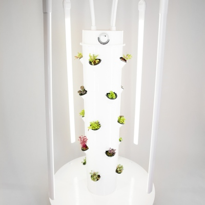 indoor tower garden. Indoor Growing With Tower Garden